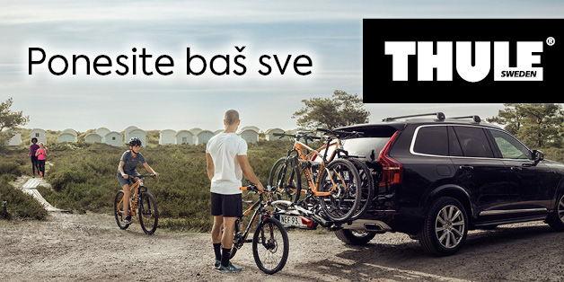 Thule ponesite vaš bicikl