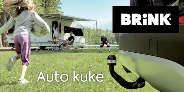 Brink auto kuke - skrojene za vaš auto